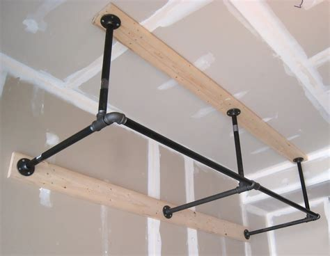 news home made pull up bar on bar pullup bar