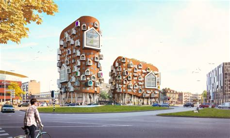 eindhoven design academy in holland two architectural teams redesign the fourth ugliest place