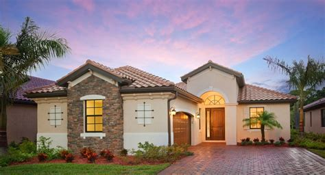 florida home builders bonita national executive homes new home community