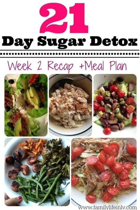 Sugar Detox In A Week by Best 25 2 Week Detox Ideas On Week Detox Plan