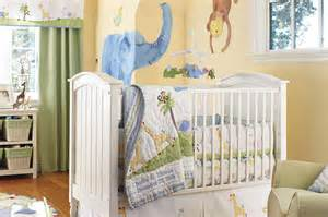 Jungle Nursery Curtains Decorating Tips For A Gender Neutral Nursery