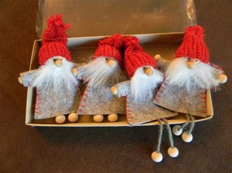 sweden christmas kids crafts scandinavian swedish ornaments 4 santas gnomes elves for inspiration