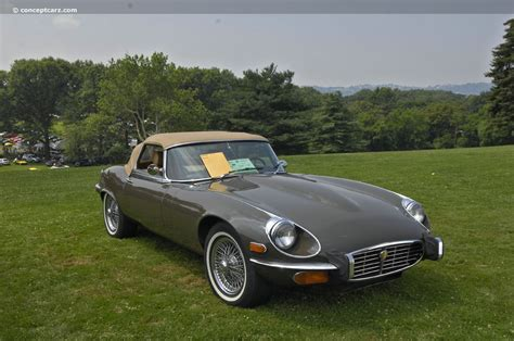 sale type auction results and sales data for 1973 jaguar xke e type