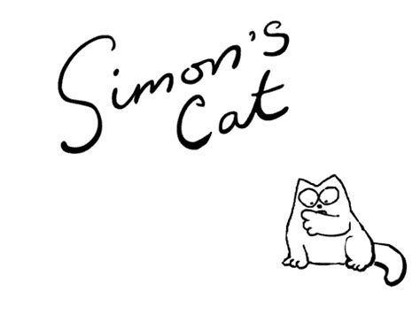 6 Signs Your Cat You Simon S Cat Guide To simon s cat scary legs cats funpic hu