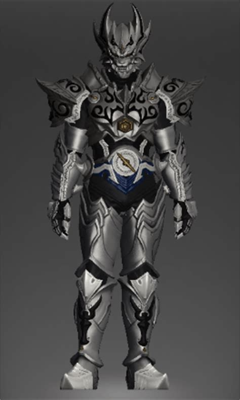 Silver Wolf silver wolf set eorzea collection