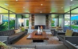 Joseph Eichler Homes Leonardo Dicaprio Is Renting Out His Palm Springs Estate