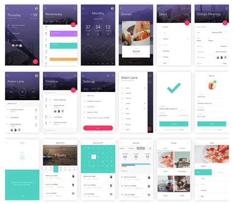 app design ui kit do ui kit for sketch sketch resource for sketch image zoom