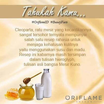 Madu Odeng By Oriflame manfaat madu tahukah kamu by oriflame cleopatra and puns