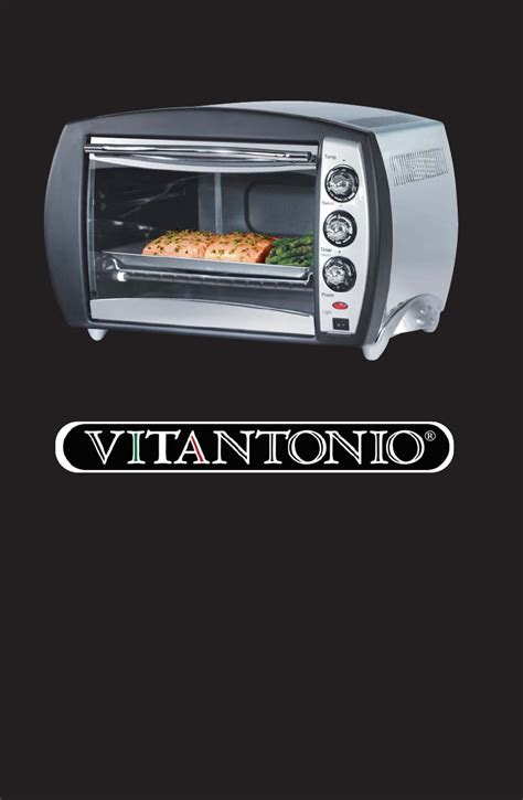 One Year Manual trattorina oven vt6 user guide manualsonline