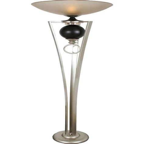 white torchiere floor torchiere l torchiere l with glass shade list