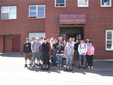 barry learning house romero house visit saint john high school