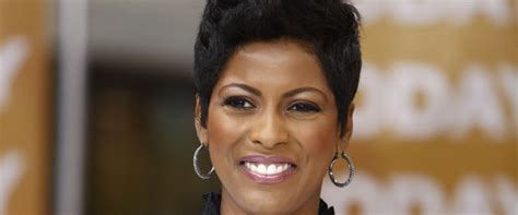 black female news anchor today show tamron hall becomes first black woman to co anchor today