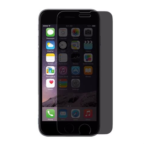Antigores Tempered Glass Iphone6 anti tempered glass screen privacy protector for