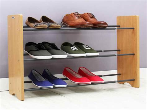 Build Shoe Rack by Build Your Own Shoe Rack Image Mag