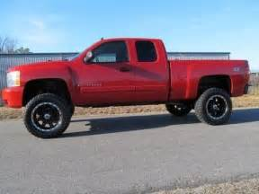 2007 Chevrolet Truck For Sale 2007 Chevy Silverado 1500 Lt Lifted Truck For Sale