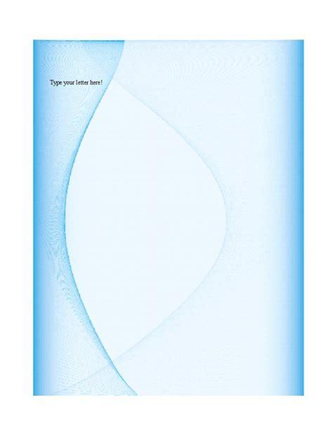 plantilla business letterhead with blue waves business letterhead with blue waves descargar best