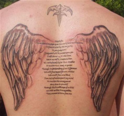 Best tattoo design angel wings tattoo pictures