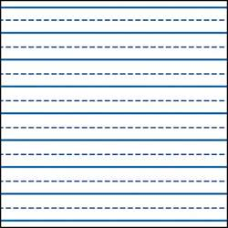 Writing Paper Online Free Printable Handwriting Paper For Kindergarten Laptuoso