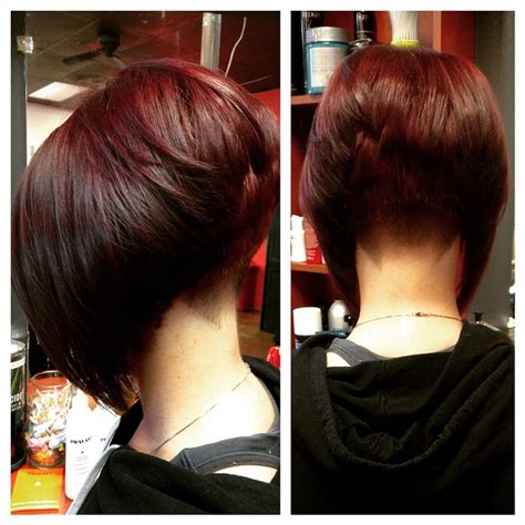 stacked vs texturized nape womens haircuts 24 short haircuts for women just to get model look fash
