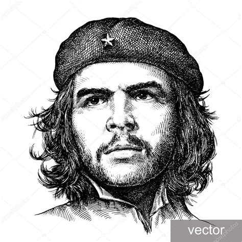 che guevara para nias illustration of comandante che guevara stock vector 169 doublebubble 89531394