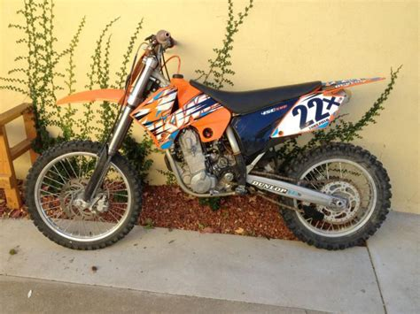 2005 Ktm 450 Smr 2005 Ktm 450 Smr With Slipper Clutch And Exc For Sale On