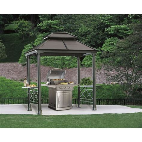 Patio Gazebo Costco Costco Grill Gazebo Garden Landscape