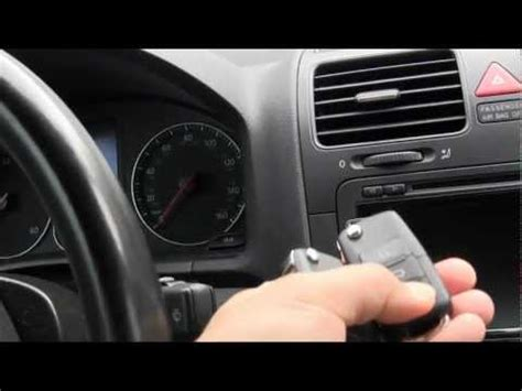 resetting vw key how to program volkswagen keys letitbitaustralia