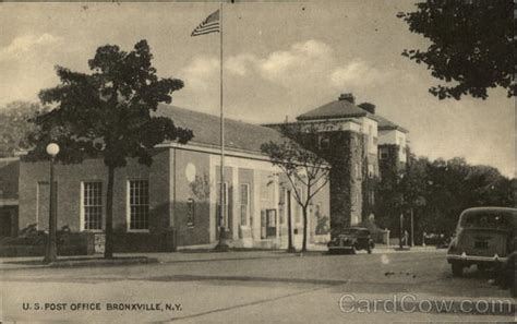 Westchester Post Office by Bronxville Ny U S Post Office Westchester County New
