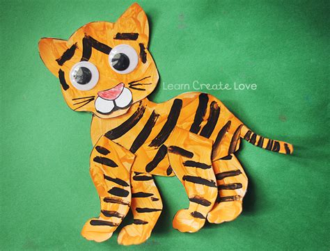 cheetah crafts for printable tiger jaguar crafts