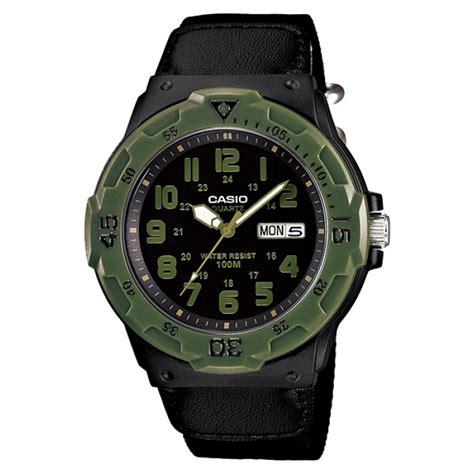 casio militare casio collection mrw 200hb 1b orologio uomo militare