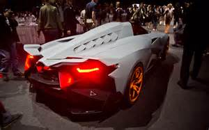 How Many Lamborghini Egoista Were Made How Much Is Lamborghini Egoista Price