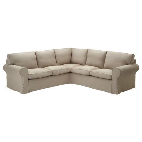 ektorp corner sofa 2 2 slipcover in risane from