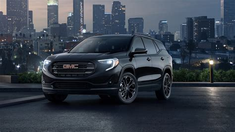 gmc terrain blacked out 2019 gmc terrain black edition review top speed