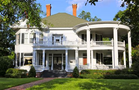 sweet southern days historic homes in thomasville