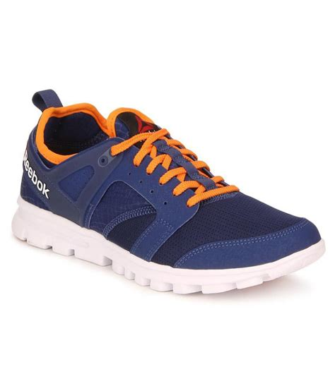 blue reebok running shoes reebok amaze run blue running shoes buy reebok amaze run