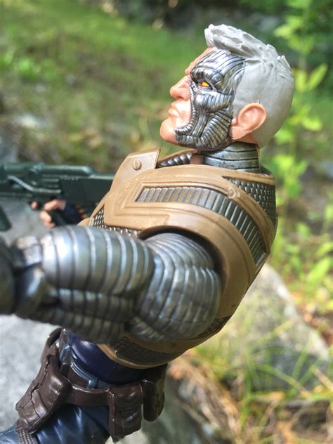 Sides Cable marvel legends cable review photos marvel news