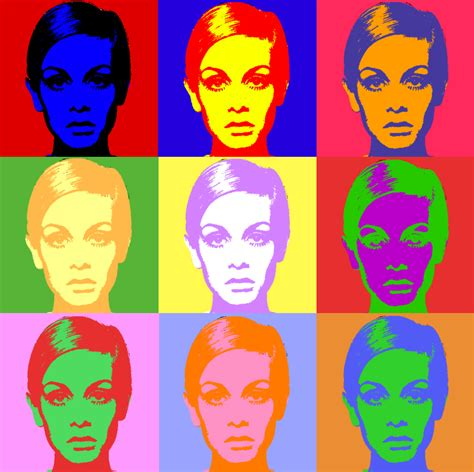 andy warhol style twiggy andy warhol style by toast2023 on deviantart