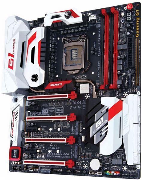 best gaming motherboard best 1151 z170 skylake gaming motherboards for 2016 2017