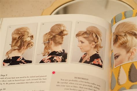 Hair Style Book For by Vintage Hair Styling Atomic