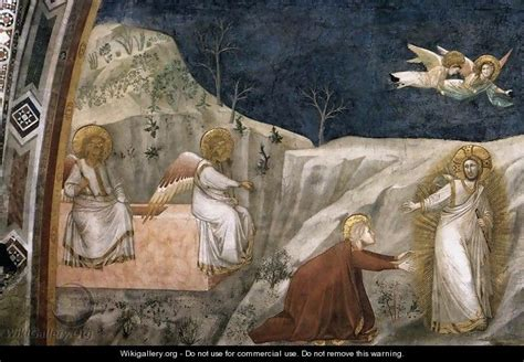 giotto biography facts scenes from the life of mary magdalene noli me tangere