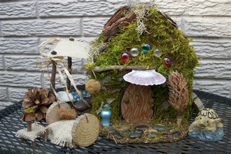 fairy house kit diy fairy house www imgkid com the image kid has it