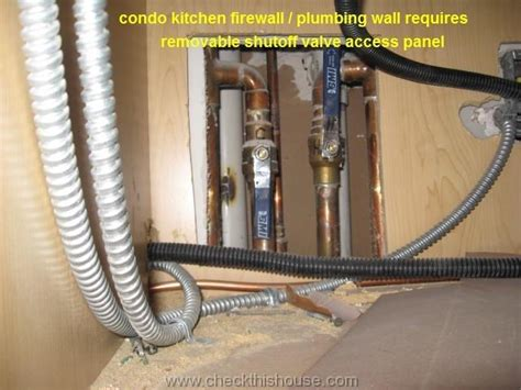 Chicago Condo Inspection Firewall Separation or NOT