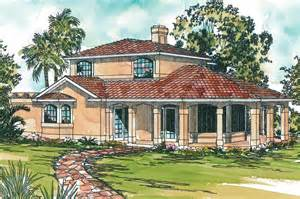 Small Mediterranean House Plans by Mediterranean House Plan Lauderdale 11 037 Front Elevation