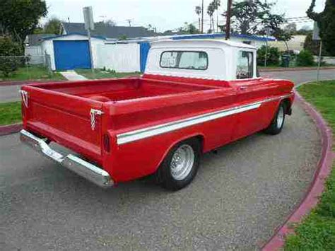 rust free pickup beds sell used 1963 chevy c10 short bed swb restored california