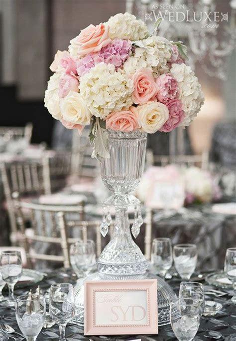 Silk Flower Centerpieces For Wedding Reception by Glamorous Silk Flower Centerpieces Roses