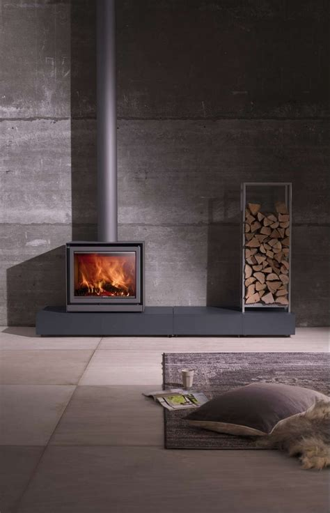 freestanding fireplace ideas  pinterest modern freestanding stoves wood stoves