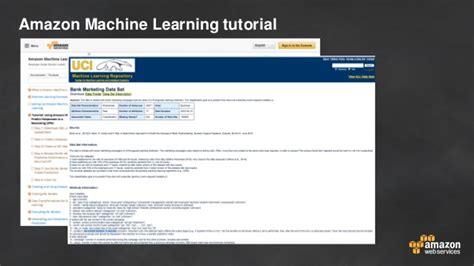 amazon machine learning amazon machine learning im einsatz smartes marketing