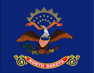 state colors dakota state flag