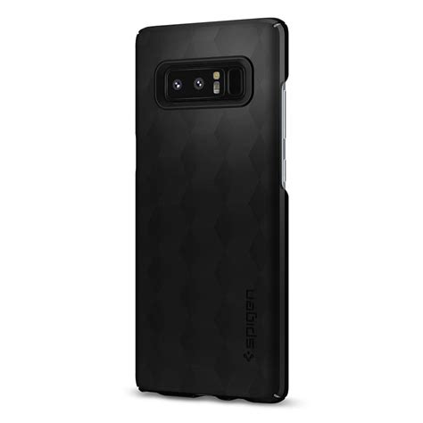 Silikon Note 8 Black Motif Android spigen galaxy note 8 thin fit spigen inc