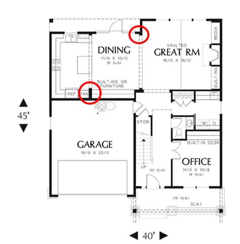 wall homes floor plans what is good design part 3